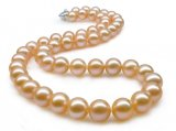 Collection Quality 9-10 mm Pink Pearl Necklace