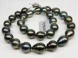 11 to 13 mm Drop Tahitian Pearl Necklace