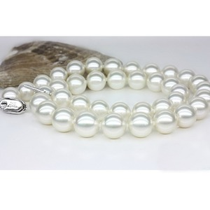 11-13 mm White South Sea Pearl Necklace