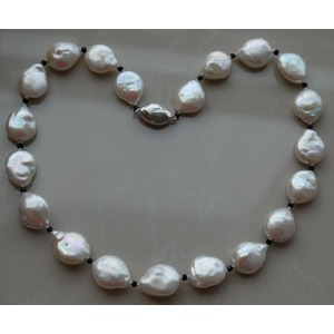 11-12 mm Souffle Freshwater Pearl Necklace