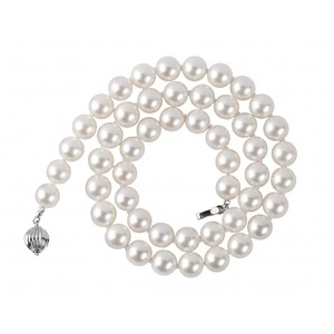 White Freshwater Pearl Necklace 7-8 mm AAA